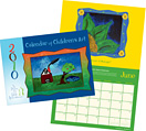 2010 Calendar of Children's Art